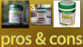 Fermented Green Supreme Food Review With Pros And Cons – probiotics superfood drink