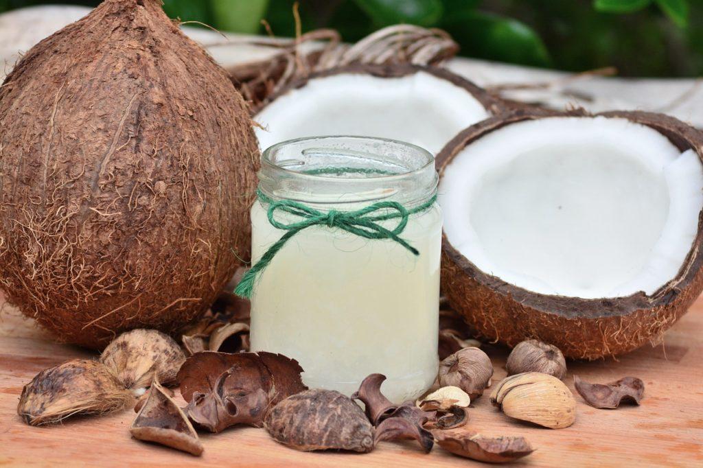 Anti Aging Foods -coconut oil