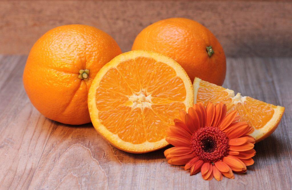 Anti Aging Foods -oranges